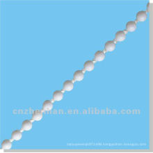 4.5*6mm plastic ball chain -curtain accessory