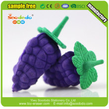 3d kids lovely vegetable shape eraser
