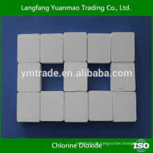 Chlordioxid-Pulver für die Lebensmittelverarbeitung / Chlordioxid-Desinfektionsmittel / Clo2-Pulver