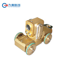 Sewer Pipe Inspection Camera Robot Crawler