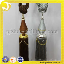beads tieback neck lace curtain decoration rhinestone tie backs