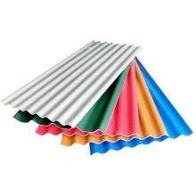Glazed Mgo Roofing Sheet