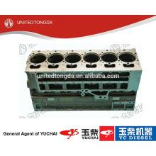 Original yuchai YC6J cylinder block 330-1002114*-P