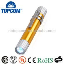 LED-Leuchtturm mit einem Clip für Arzt