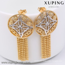 Fashion Nice Flower-Shaped Multicolor Imitation Jewelry Earring Studs for Women -91307