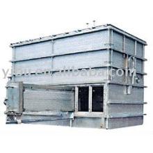 Inner Heating Fluid Bed Secador usado en resina fenólica