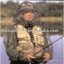 Mosquito cabeza red y chaqueta