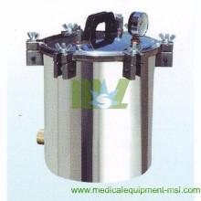 Edelstahl-Portable Autoklav Dampf Sterilisator (8L) MSLPS05W- Krankenhaus Dampf Sterilisator