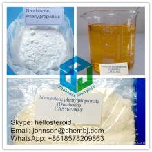 Nandrolone Phenylpropionate (NPP) 62-90-8 del polvo crudo esteroide de la pureza elevada de Durabolin el 98%