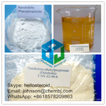 Nandrolone Phenylpropionate (PBN) 62-90-8 de poudre crue stéroïde de haute pureté de Durabolin 98%