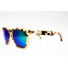 Xiamen más nuevo diseñador de moda polarizada gafas de sol unisex gafas - Manhattan 1965 (14277)
