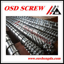 High Speed Extruder Single Screw and Barrel/Cylinder for PP/PE/HDPE/LDPE Blow/Film/Bag
