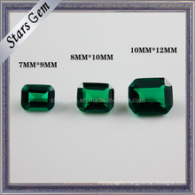 Classical Emerald Octagon Shape Cubic Zirconia for Jewellry