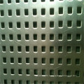 High Quality Square Hole Perforated Metal Sheet