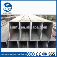 Reasonable price structure rectangular carbon 250*150 steel pipe
