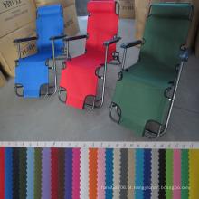 Salão plegável ajustável ao ar livre Sentar confortável cadeira de gravidade zero