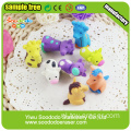 Fancy Animal Sets Novelty Horse Rubber Eraser