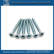 2.5-6mm Pozi Drive Chipboard Screws