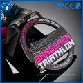 Hight Quality Custom Design Zink-Legierung bunte Sport-Medaille