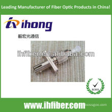 FC Male to ST Female Fiber Optic Hybrid Adapter