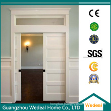 Customize Interior Sliding Pocket Door Factory