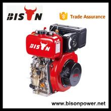 BISON China Zhejiang Full Speed 11hp Luftgekühlte Diesel Motorsensoren