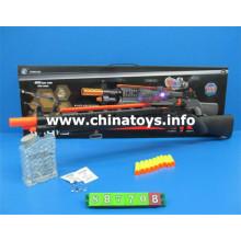 Pistola de brinquedo airsoft com o som, arma grande brinquedo tamanho (887708)