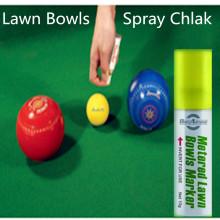 Spray Chalk Lawn Bowls Marker Spray Marcador de tiza