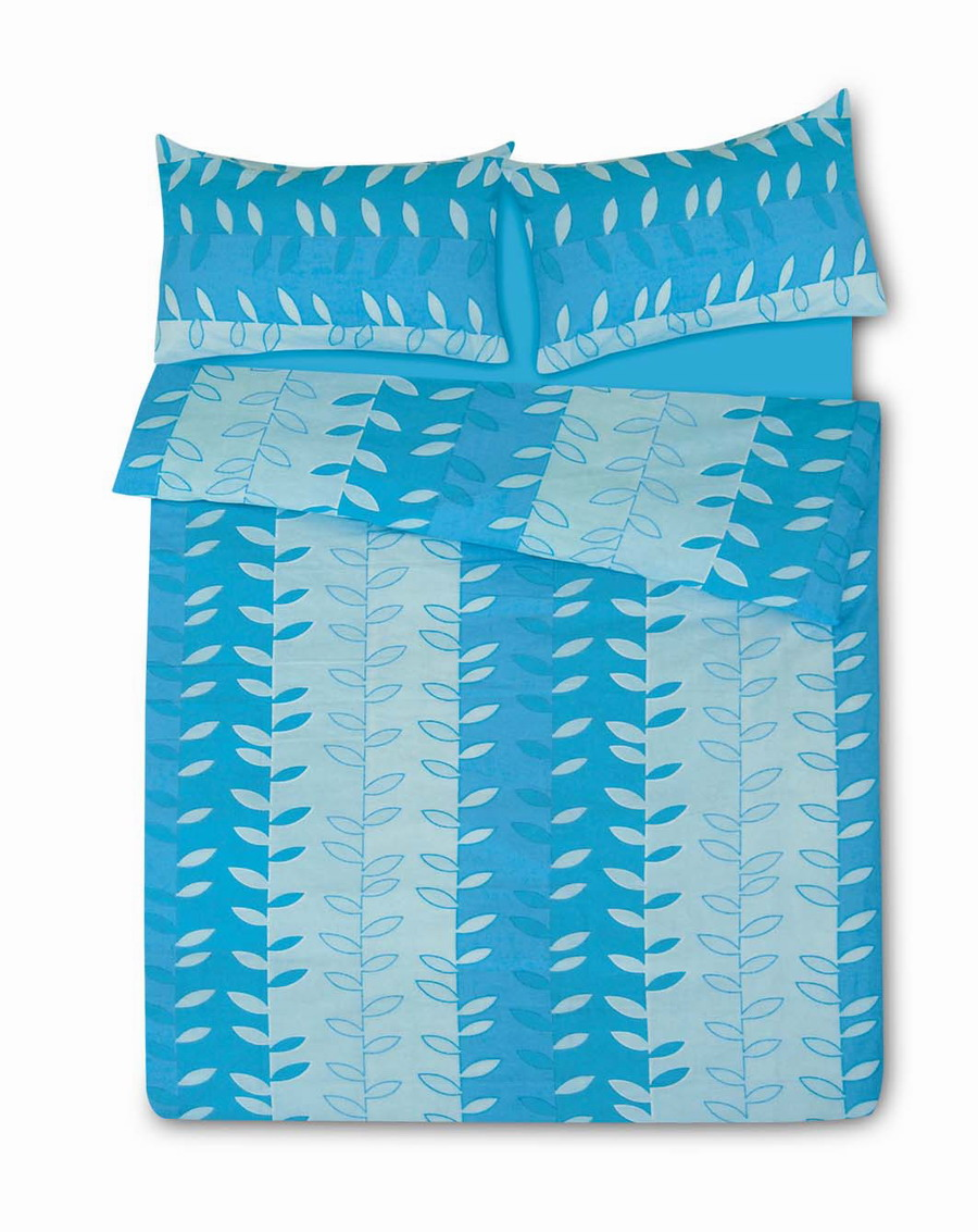 Quilt Cover Set Cottone Printed