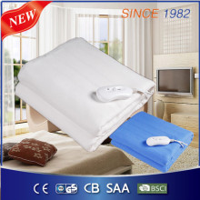 Chauffe-lit électrique en tissu non tissé avec approbation Ce GS