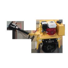 Preço de fábrica manual do rolo de estrada da máquina 350kg da construção