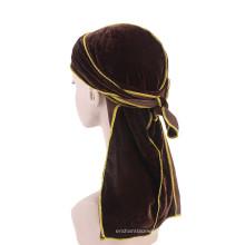 Várias cores a granel acessórios para o cabelo bandana jersey turbante
