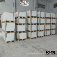 KKR acrylic partition wall panel,engineering stone