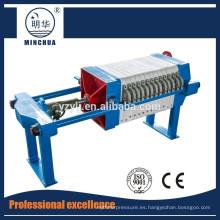 320 Prensa de filtro de arcilla cerámica