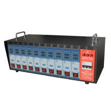Regulador de temperatura de zona caliente de 10 zonas