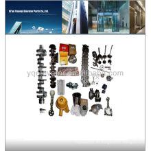 Todas las clases de piezas de recambio de mitsubishi, piezas del elevador de mitsubishi