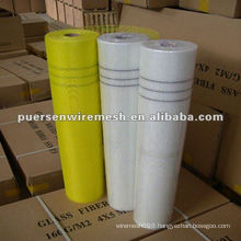 White Fiber Glass Mesh Manufacturing