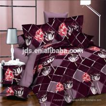 Полиэфирная ткань высокого качества для постельных принадлежностей