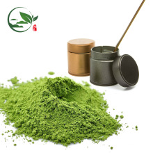 Amostra grátis lata pode embalar ir matte matcha chá japonês orgânico matcha chá verde em pó
