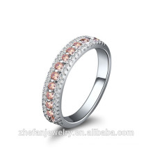 Latest Cheap 925 Sterling Silver Wedding Ring Designs