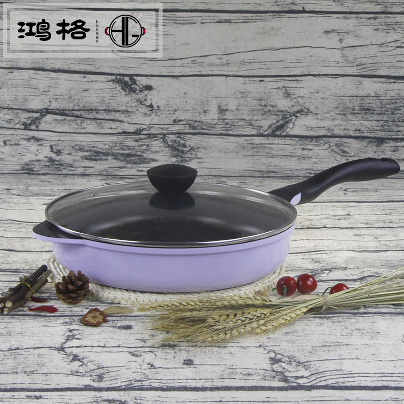 Aluminum Die Casting Frying Pan