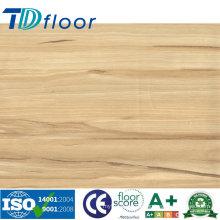 Suelo de madera del vinilo del PVC de Unilin Click comercial
