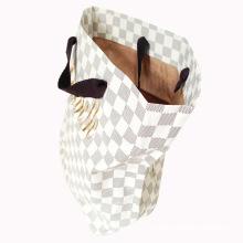 Bolsa de compras de papel personalizado con nuevo diseño