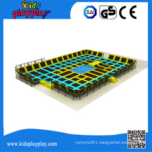 Commercial Gymnastic Cheap Indoor Trampoline Park