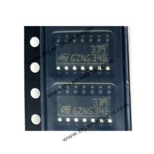 Comparator Quad +_16V/32V 14-SOIC Tube RoHS  LM339D