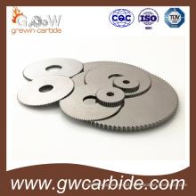 Lâminas de serra circular de carboneto de tungstênio