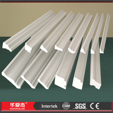 PVC Foam Board Plastic Foaming Floor Skirting