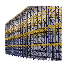 Heavy Duty Industrial Warehouse Drive in Racking Fifo, Lifo, Filo Racking System