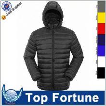 Hot sale economic men winter denim jacket