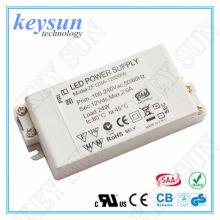 10W 410mA 24V AC-DC Voltagem constante LED Driver Fonte de alimentação